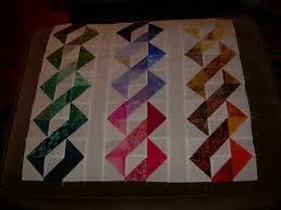 10 HST Quilt Blocks – Quilting & 6- DNA Quilt from Blogging Near Philadelphia Adamdwight.com