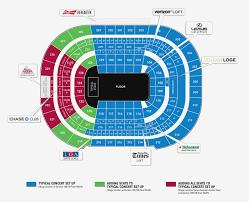 Pegula Arena Seating Chart 49 Bright Bridgestone Seating Chart With Rows