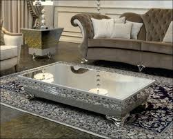 concrete coffee table 84 most rless ottoman decorating ideas extra large serving tray oversized coffee table tables round for