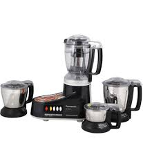 Snapdeal Kitchen Appliances Panasonic Mx Ac400b 550 W 4 Jar Mixer Grinder Price In India Buy