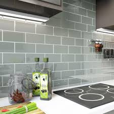 Why not consider photograph above? Giorbello True Gray 3 In X 6 In X 8 Mm Glass Subway Tile 5 Sq Ft Case G5928 The Home Depot