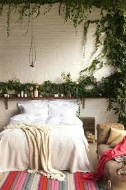 Bohemian Aesthetic For The Bedroom Via Simply Grove Boho Bed Frame ...