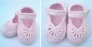 Baby Shoes Pattern Simple Yara Crocheted Baby Shoes [FREE Crochet Pattern]