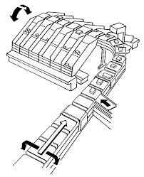 19 e sortation conveyor cross belt transfer device