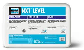 Self Leveling Coverage Chart Nxt Level Floor Underlayment Leveler Laticrete