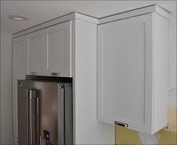 cabinets crown molding. kitchen:6 inch crown molding installing on cabinets shaker style built l