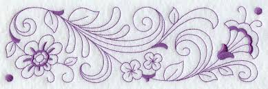 Machine Embroidery Patterns Beauteous Machine Embroidery Designs At Embroidery Library Embroidery Library