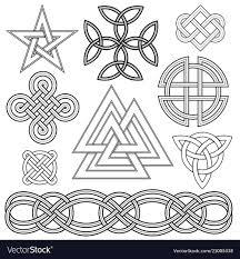 Celtic Rope Designs Celtic Knot Design Elements