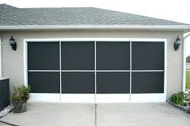 lifestyle garage screens inspiring do it yourself garage screen door large