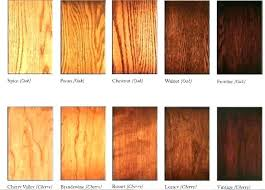 Maple Wood Color Stain Colors On Brown Shoooow Me