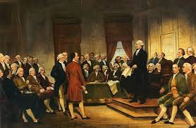 the debate for the united states constitution signing of the us constitution by stearns