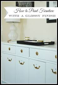 professional furniture paintingHow to paint furniture to get a highgloss professional smooth