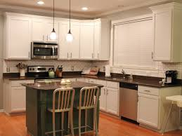 painted white cabinets kitchen colors  8 Awesome Kitchen Ideas With White Cabinets