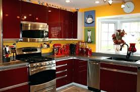 red country kitchen decorating ideas. Beautiful Decorating Red Country Kitchen Perfect Cabinet Design Cabinets Painted   Kitchens  With Red Country Kitchen Decorating Ideas E