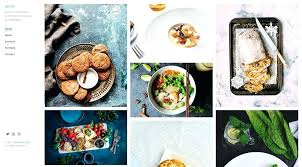 Recipe Template Free Download Good Design Templates For Food Website