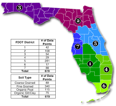 Fdot District 1 Organizational Chart Soil Compressibility Prediction Models Using Machine