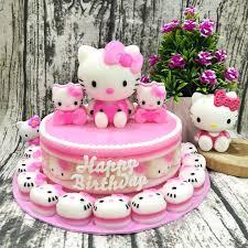 Learn How To Make Hello Kitty Jelly Cake Maubelajarapa
