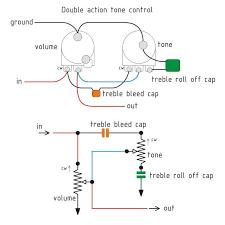 bass knob wiring diagram unique bass knob wiring diagram