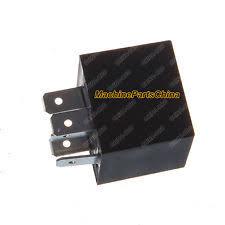 bobcat relay switch 553 653 fuse magnetic pane skid steer ebay bobcat 773 fuse panel location at Bobcat 763 Fuse Box