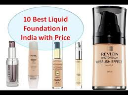 10 best liquid foundations in india with i liquid foundation for oily skin and dry skin