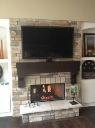 fireplace inserts for gas logs