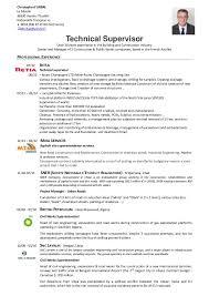 sample resume hse engineer