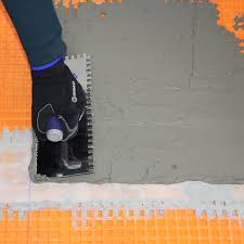 floor tile layout design tool. spreading the mortar. floor tile layout design tool c