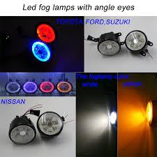 best pickup truck accessories drl led fog light for mitsubishi triton l200 fog lamp