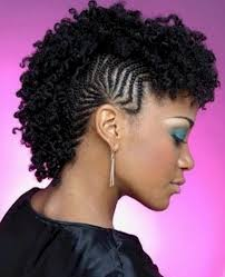 Black Hairstyles Mohawks Black Natural Curly Mohawk Hairstyles Hairstyles Pinterest