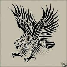 Large Airbrush <b>Stencils</b> Temporary Tattoos for sale | eBay