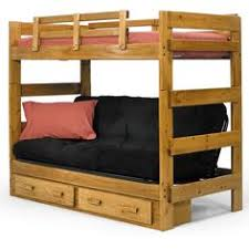 twin over futon standard bunk bed with underbed storage bunk bed deluxe 10th