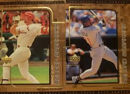 Maybe you would like to learn more about one of these? Mcgwire And Sosa Rookie Cards On Fire With Long Gone Summer 30 For 30 Just Collect Blog
