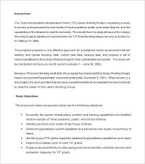 Work Proposal Template Work Proposal Template 15 Free Sample Example
