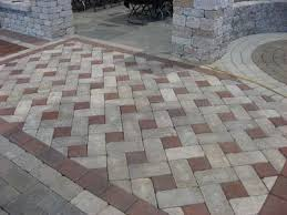 Paver Patio Design Ideas paver designs 6x6 6x9 friday march 19 2010