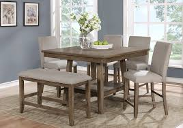 manning 5pc counter height dining set