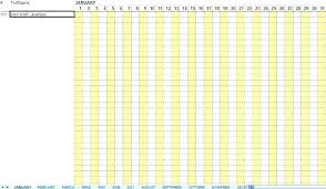 Blank Attendance Sheet Efficient Add Sheets Printable Template