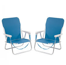 set of folding chairs. New Set Of 2 Urban Style Beach Chairs, Folding Chairs With Shoulder Straps 0