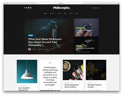 Website Templates Philosophy Free Masonry Grid Blog Website Template Colorlib 12
