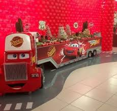 Lightning Mcqueen Birthday Party 20 Disney Pixars Cars Party Ideas Pretty My Party Party
