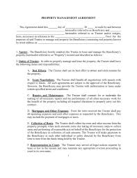 Management Contract Template Threeroses Us