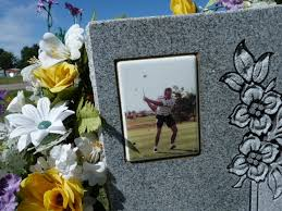 waterproof picture frames for cemetery memorial plaques