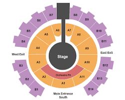 Celebrity Theatre Seating Chart Phoenix