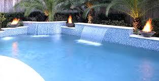 pool design u0026 construction renovation backyard living service pool companies in houston o72