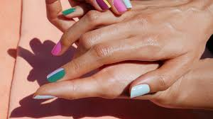 the best at home gel manicure is custom