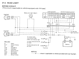 suzuki club uk • view topic headlights not working headlamp circuit jpg