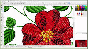 How To Digitize Embroidery Designs Oml Embroidery Digitizing Embird Tutorials Intro Part 1
