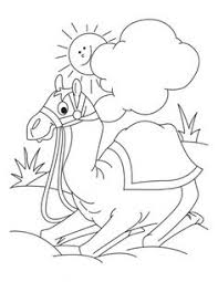 Small Picture camel coloring pages 2 Show Ideas Pinterest Camels Colour