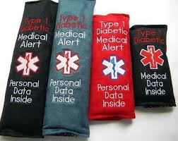 diabetic medical alert diabetic id tag