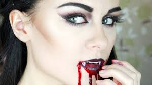 gothic makeup look photo 3