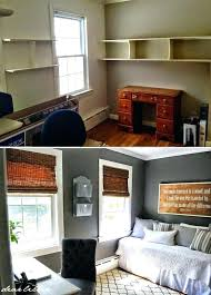 guest bedroom and office. Decorating Ideas For Guest Bedroom Office And Spare Full Size Of .